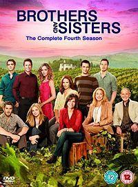 Brothers and sisters temporada 4 dvd peliculasdelrio
