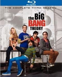 The big bang theory 3 bluray