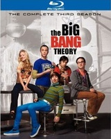 The big bang theory 3 bluray