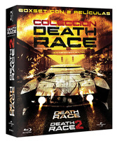 Death race boxset