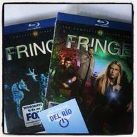 Fringe temporada 1 y 2 bluray original nueva y sellada peliculasdelrio