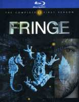 Blu ray fringe temporada 1 blu ray original nueva y sellada