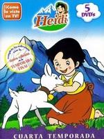 Heidi cuarta temporada dvd peliculasdelrio