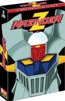 Mazinger z dvd peliculasdelrio