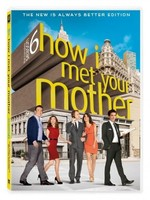How i mate your mother season 6 dvd peliculasdelrio
