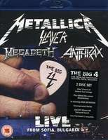 Metallica  slayer  megadeth  anthrax live from sofia  bulgaria bluray peliculasdelrio