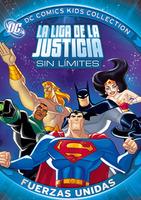 Liga de la justicia ilimitada temporada 1 volumen 2 peliculasdelrio dvd