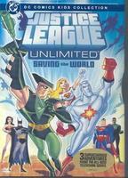 Liga de la justicia salvando al mundo temporada 1 volumen 1 dvd peliculasdelrio