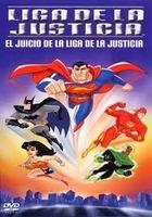 El juicio de la liga de la justicia justice league justice on trail dvd peliculasdelrio