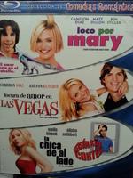 Trilogia comedia romantica bluray peliculasdelrio