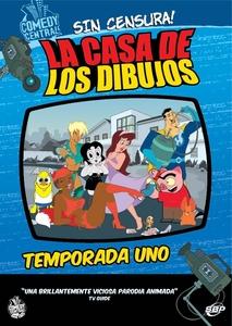La casa de los dibujos dvd pelicuasdelrio