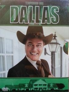 Dallas temporada 2 dvd