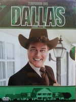 Dallas temporada 2 dvd