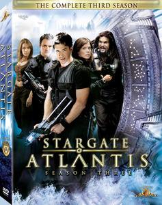 Stargate atlantis temporada 3 dvd peliculasdelrio