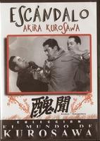 Esc%c3%a1ndalo akira kurosawa dvd peliculasdelrio