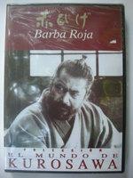 Akira kurosawa barba roja b dvd