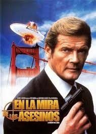 En la mira de los asesinos a view to kill 007 roger moore dvd