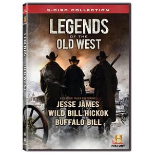 Legends of the old west dvd peliculasdelrio