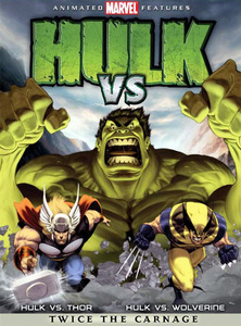 Hulk vs thor hulk vs wolverine dvd peliculasdelrio soloparafans