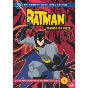 Batman entrenandose para el poder dvd temporada 1 volumen 1 peliculasdelrio