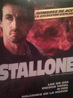 Stallone hombres de accion la coleccion explosiva