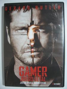 Gamer juego letal