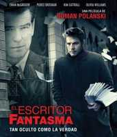 El escritor fantasma the ghostwriter dvd