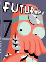Futurama 7 dvd