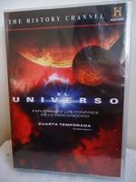 El universo temporada 4 dvd