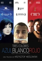 Tres colores azul blanco rojo dvd