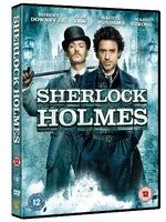 Sherlock holmes dvd 3d