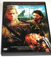 Troya dvd brad pitt eric bana orlando bloom dvd peliculasdelrio