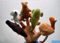 Titeres dedos animales australia peliculasdelrio.cl