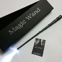 Varita harry potter hermione con luz peliculasdelrio soloparafans