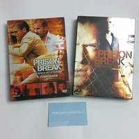 Prison break dvd temp 2 y 3 peliculasdelrio