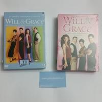 Will and grace temporadas 1 y 2 dvd peliculasdelrio