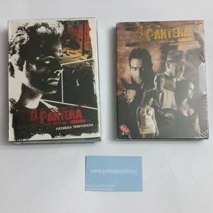 El pantera temporada 1 y 2 dvd www.peliculasdelrio.cl