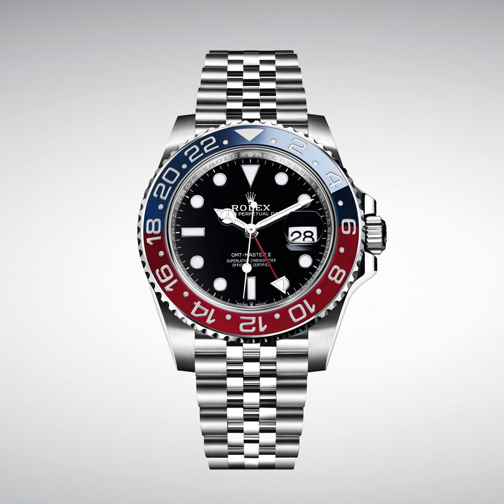 Baselworld - Rolex Oyster Perpetual GMT-Master II