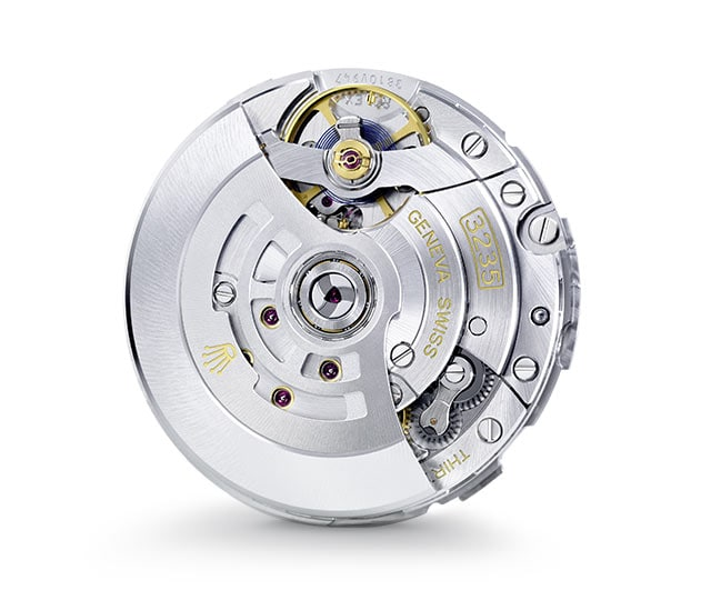 Rolex - calibre 3235