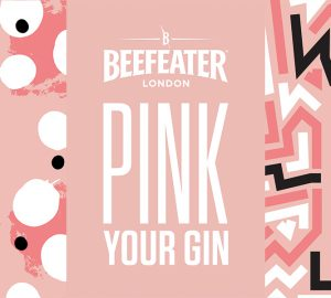 Beefeater - pink your gin