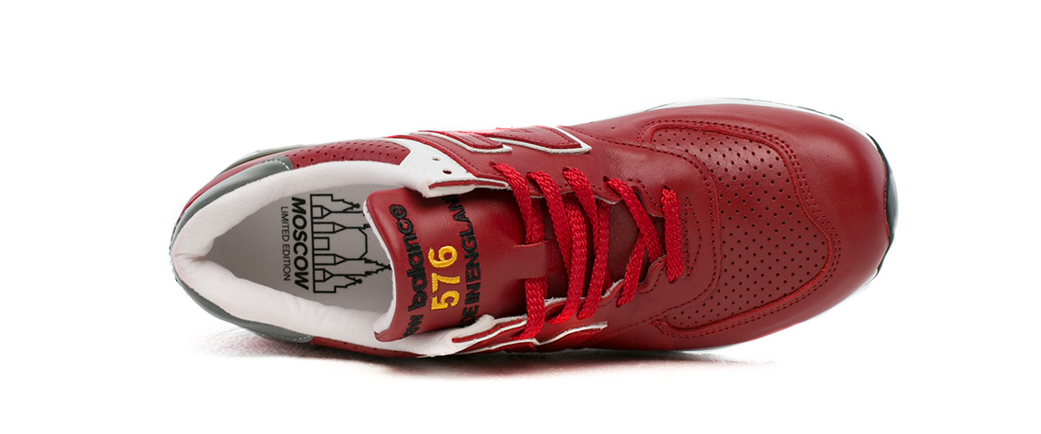 New Balance 576 Moscow Edition