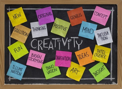 Search Engine Optimization part creativity