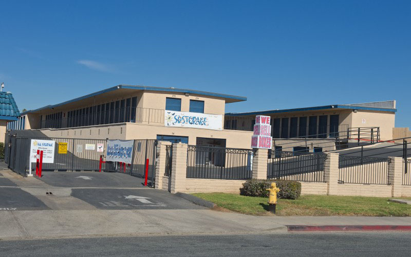 SD Storage - Chula Vista Self Storage - Photo 1