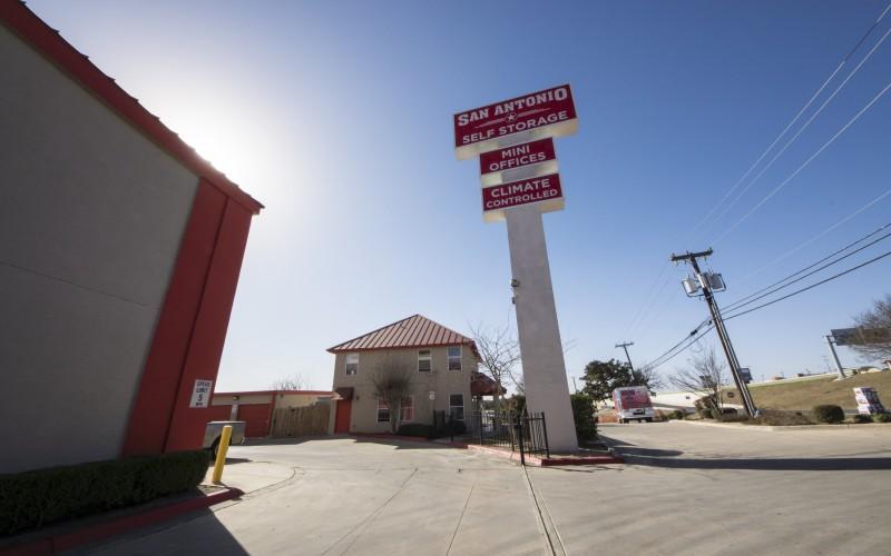 San Antonio Self Storage - Photo 1