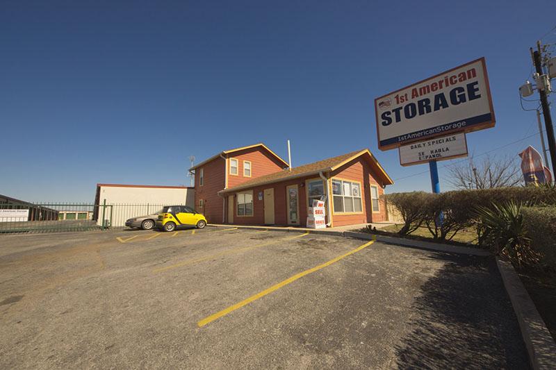 1st American Storage - Attic Space Laredo - Photo 1