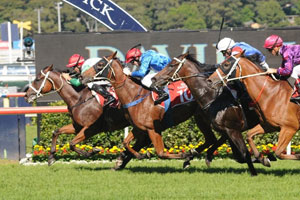 My Kingdom Of Fife wins Doncaster Mile Prelude
