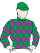 Hawk Island Jockey Silks