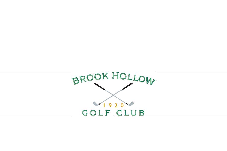 Brook Hollow Golf Club