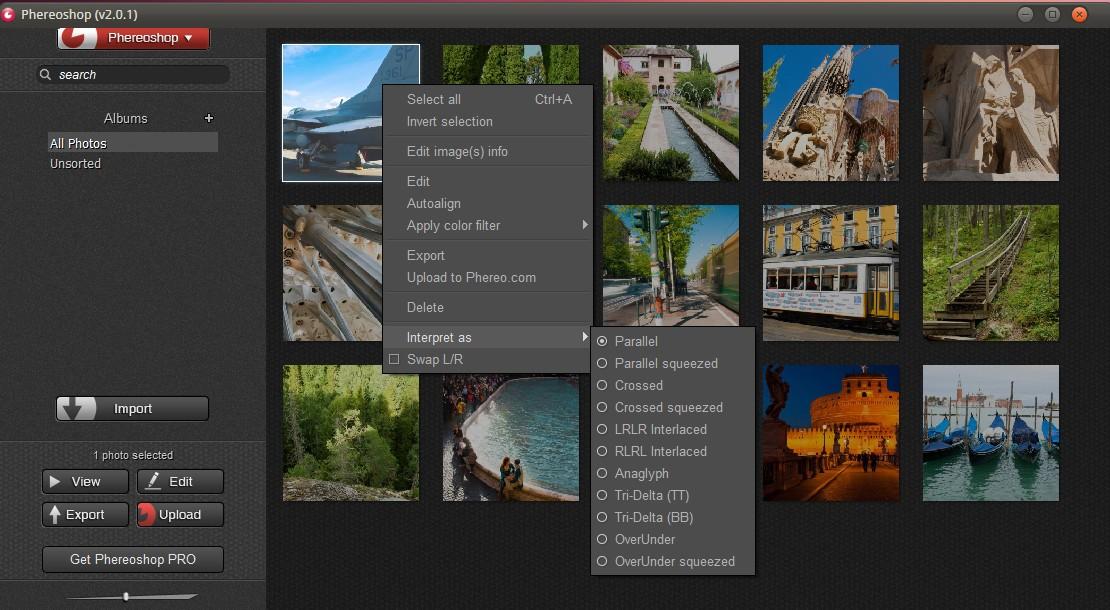 Windows 7 Phereoshop 2.0.1 full