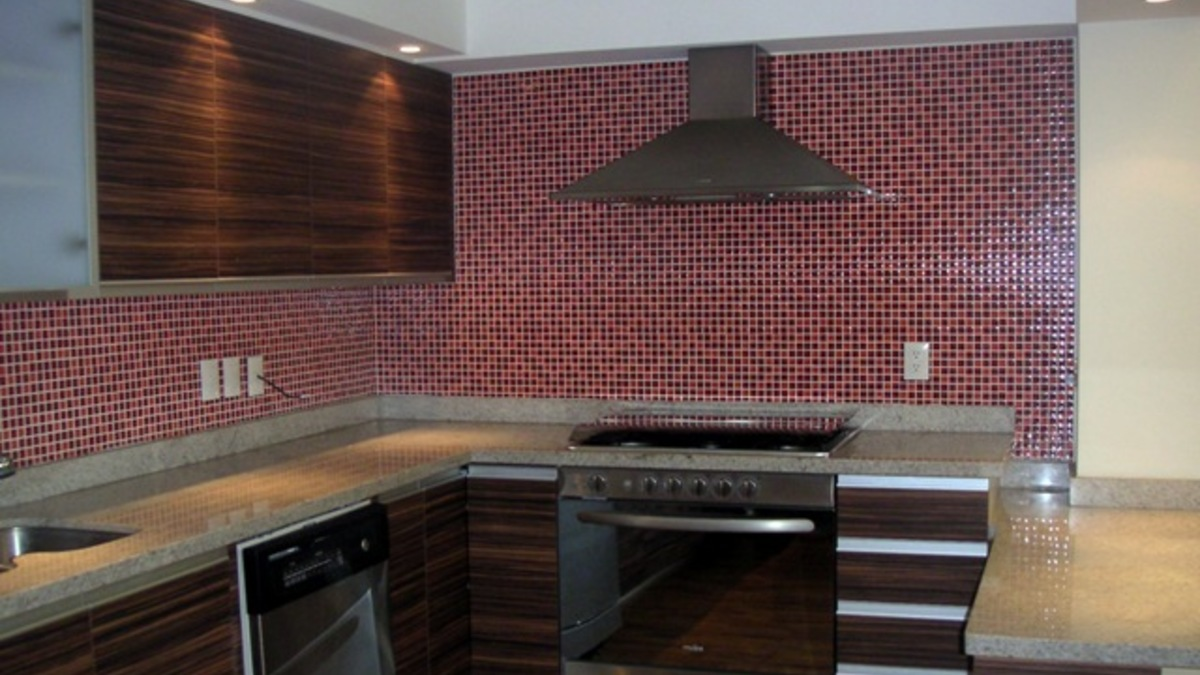 Detalle estufa cocina